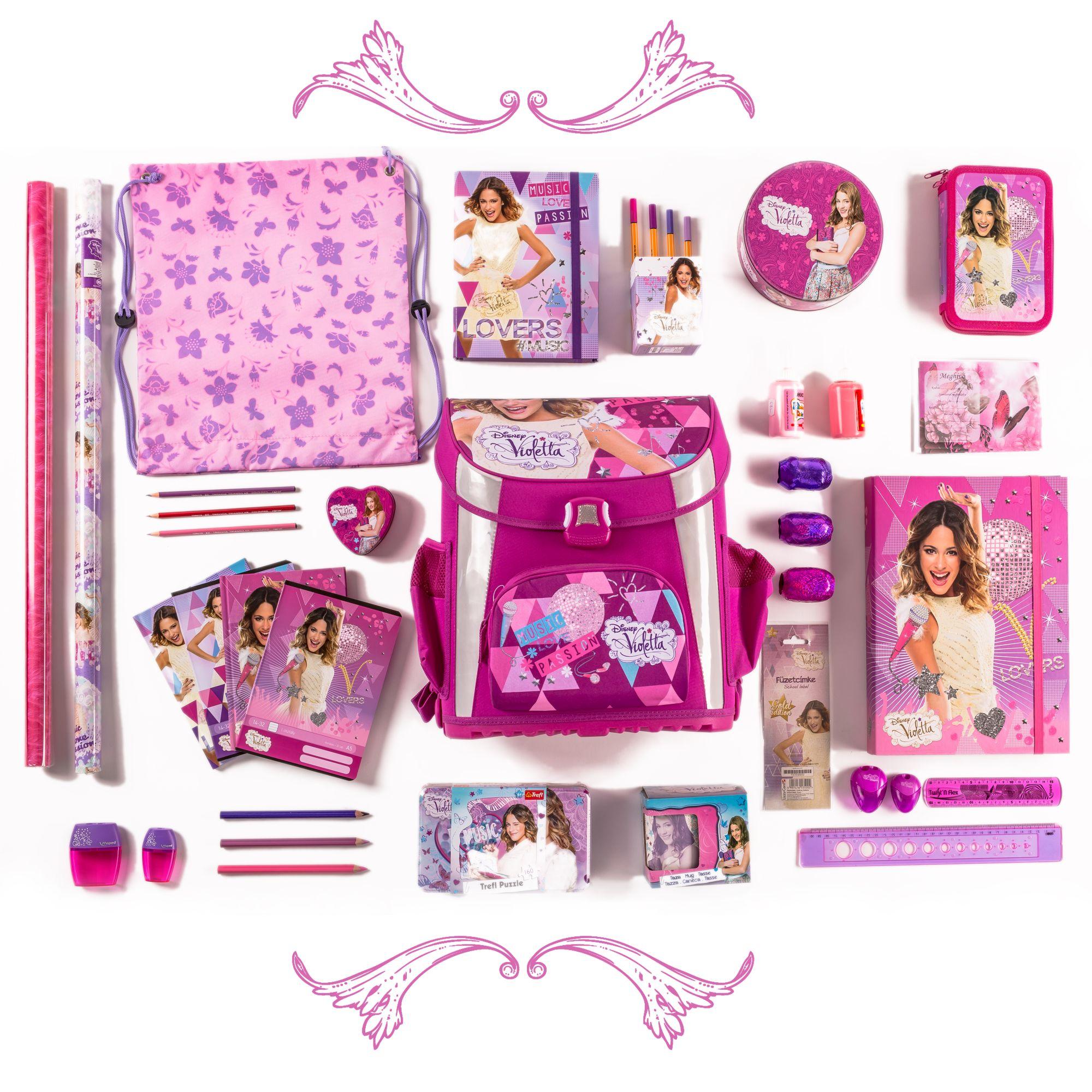 Eredeti Disney Violetta iskolaszer kollekció